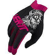 Leatt 1.0 GripR 80s Skull MTB Glove 2021