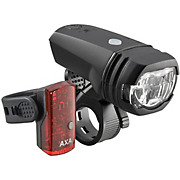 AXA Greenline 50 Front And Rear Light Set