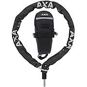 AXA RLC 100 with Saddle bag
