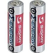 Sigma Aura 25 Batteries 2 Pack