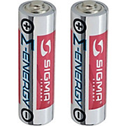 Sigma Aura 25 Batteries 2 Pack