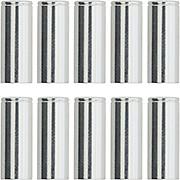 LifeLine CNC Brake Cable Housing Caps 10 Pack