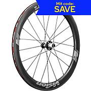 FSA Metron 55 SL Carbon Tubular Rear Wheel