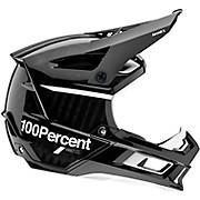 100 Aircraft Carbon DH-BMX Helmet 2021