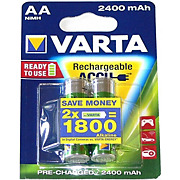 Varta AA Battery Pack