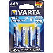 Varta Micro Alkaline AAA Battery Pack