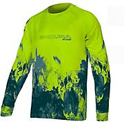 Endura MT500 Ink Long Sleeve Cycling Jersey