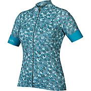 Endura Womens Canimal Short Sleeve Road Jersey