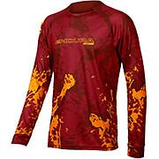 Endura MT500 Animo Long Sleeve Cycling Jersey