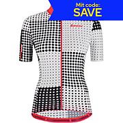Santini Womens Tono Sfera Short Sleeve Jersey 2021