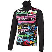 Castelli Graffiti Windstopper Jacket
