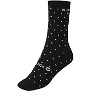 Black Sheep Cycling Perfect Crew Black Dot Socks