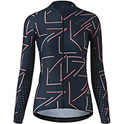 Black Sheep Cycling Womens WMN LS Slate Jersey SS21