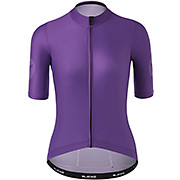 Black Sheep Cycling Womens Essentials TEAM Jersey Purple Ex SS21