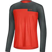 Gore Wear Trail Long Sleeve Cycling Shirt SS21