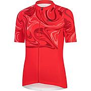 Gore Wear Womens Paint Cycling Jersey SS21