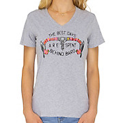 Cycology Womens Best Days Road Tee SS21