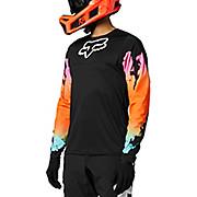 Fox Racing Flexair Pyre Cycling Jersey 2021