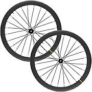 Mavic Cosmic SL 45 Carbon Road Disc Wheelset