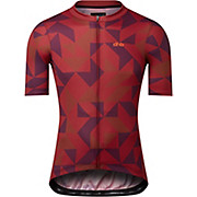 dhb Blok Short Sleeve Jersey - Chilli 2021