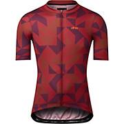 dhb Blok Short Sleeve Jersey - Chilli 2021