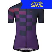 dhb Blok Short Sleeve Jersey - Grid 2021