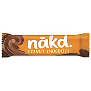 nakd. Drizzled Chocolish Energy Bar 4 x 35g