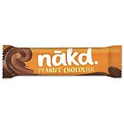 nakd. Drizzled Chocolish Energy Bar 4 x 35g
