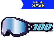 100 Accuri MTB Goggles w-Anti-Fog Lens AW20