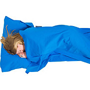 Lifeventure Cotton Sleeping Bag Liner Anti-Bac SS21