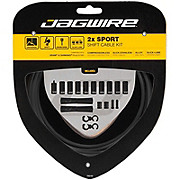 Jagwire 2x Sport Shift Gear Cable Kit