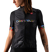 Castelli Womens Graffiti Pro Light Wind  Vest SS21