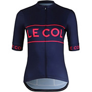 LE COL Womens Sport Logo Cycling Jersey SS21