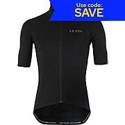 LE COL Pro Rain Cycling Jersey SS21