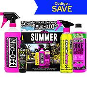 Muc-Off Summer Essentials Bike Cleaning Kit