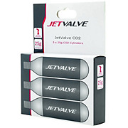 Weldtite Jetvalve 25g CO2 Cyclinders