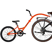 ETC Trail Buddy 1 Tag Along Trailer Bike