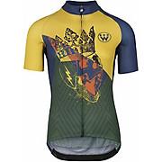 Assos Fastlane Wyndymilla SS Cycling Jersey SS21