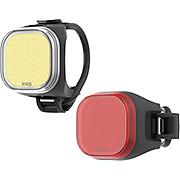 Knog Blinder Mini Square Lights Twinpack