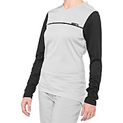 100 Womens Ridecamp Long Sleeve Jersey AW21