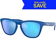 Oakley Frogskins Sapphire Prizm Sunglasses