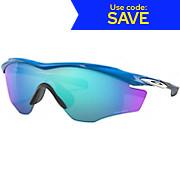 Oakley M2 Frame XL Sapphire Prizm Sunglasses