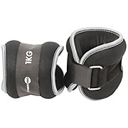 Fitness-Mad Neoprene Wrist-Ankle Weights 2 x 1Kg