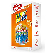 HIGH5 Energy Gel Aqua Orange 5 x 66g