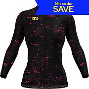 Alé Womens Prime Digi Long Sleeve Jersey AW21