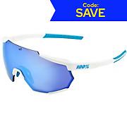 100 Racetrap Movistar Hiper Lens Sunglasses