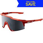 100 Speedcraft Soft Tact Coral Sunglasses