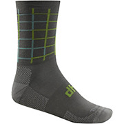 dhb Blok Thermal Sock 18cm GRID AW21