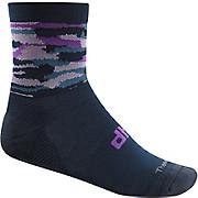 dhb Moda Thermal Sock 16cm QUARTZ AW21
