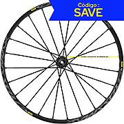 Mavic Xmax Pro Rear MTB Wheel Offset